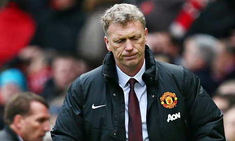 Man United cleansed of David Moyes but repair has only just begun