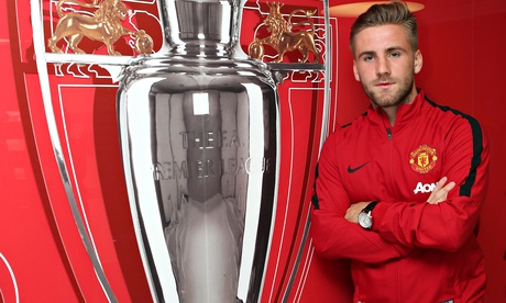 Luke Shaw is a great investment for Manchester United