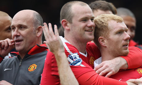 Paul Scholes was right to call out Wayne Rooney for England