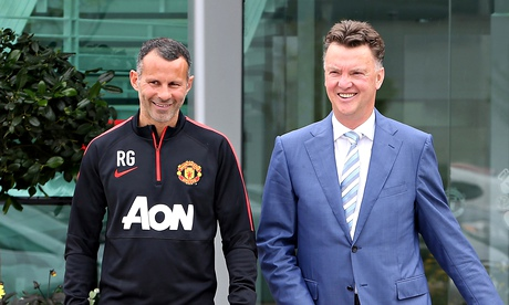 Louis van Gaal and changes at Manchester United