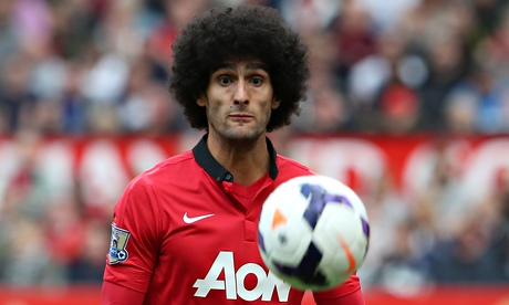 Will Marouane Fellaini leave Manchester United for Napoli?