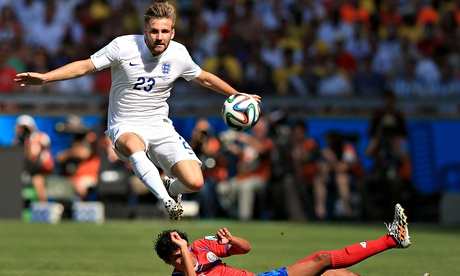 Luke Shaw is a better defender than Baines says Saints fan