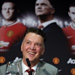 Louis van Gaal says he will be United manager next seasaon