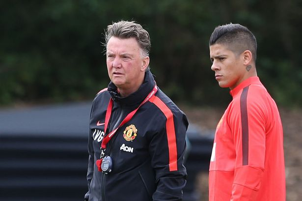 Rojo-first-training-session