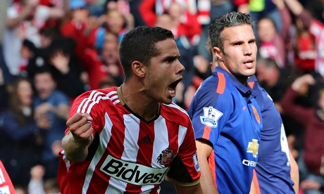 United crying out for Di Maria as held to 1-1 draw at Sunderland