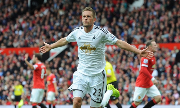 Swansea sink Manchester United as transfers are needed