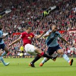 Manchester United 2-1 West Ham: Rooney off as United win