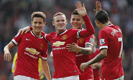 Angel Di Maria shines as Manchester United thrash QPR 4-0