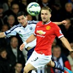 West Brom 2-2 Manchester United: It's 'tweet' revenge for Fellaini