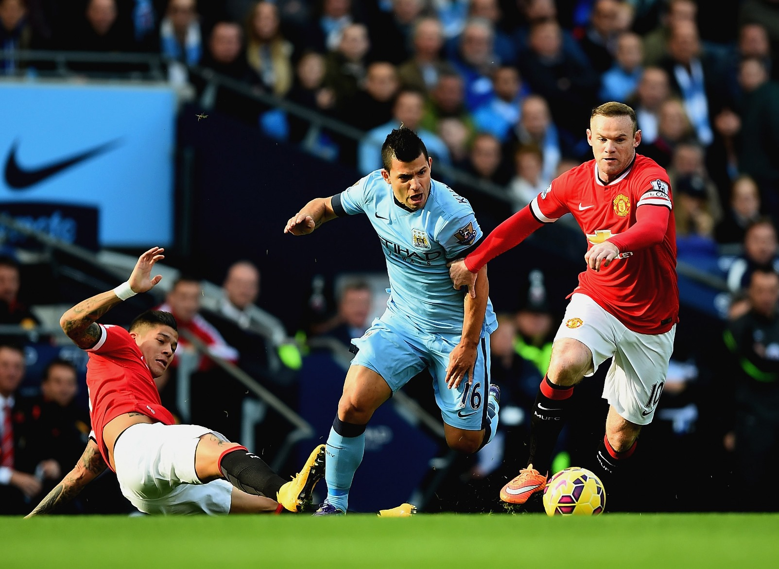 Man City 1-0 Man United: Development, arrested