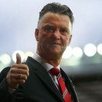 Cause for optimism: Van Gaal's a twister, not a sticker