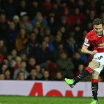 Juan Mata scores to help Manchester United beat Crystal Palace