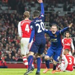 Manchester United beat wasteful Arsenal as De Gea shines again