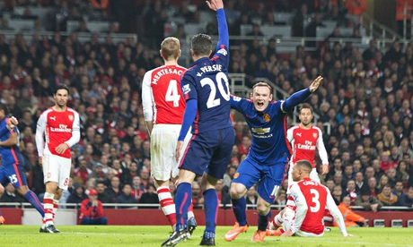 Manchester United vs. Arsenal preview: view from oppo