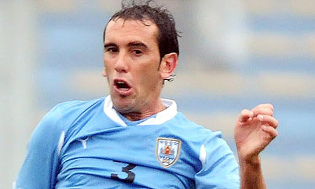 Manchester United line up £28.5 million transfer for Diego Godin