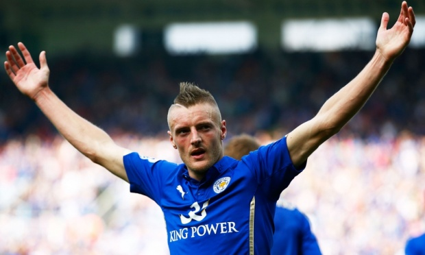 Jamie Vardy looking to torment Manchester United again