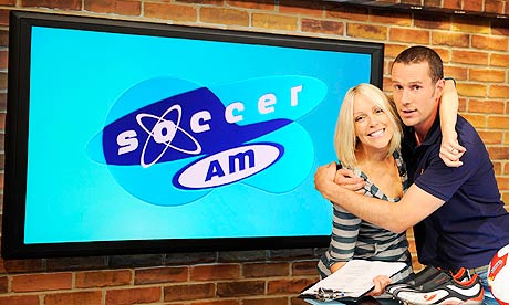 Soccer AM's Max Rushden answers questions ahead of FA Cup tie