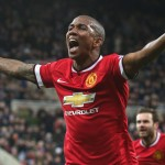 Ashley Young has laid down a marker
