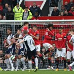 Manchester United 0-1 West Brom: United draw a blank again