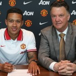 Memphis Depay set to make his debut against Tottenham