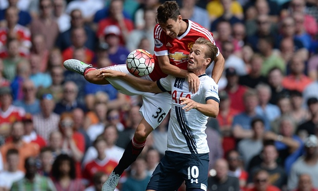 Matteo Darmian impresses as United beat Spurs on opening day