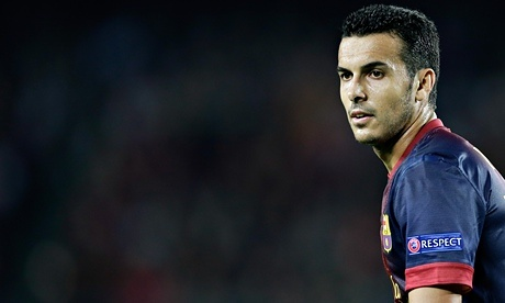Pedro reportedly questions transfer to Manchester United