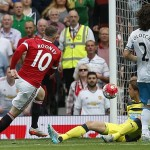 Wayne Rooney fails to score despite improved performance