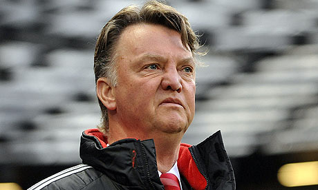 Van Gaal's difficult second album