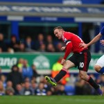 Everton brushed aside by impressive Manchester United display