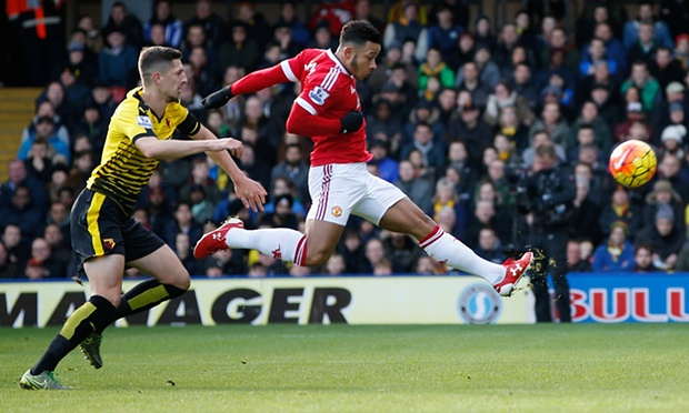 United score last gasp winner at Watford to go second
