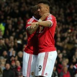Anthony Martial shows United the way with goal against Swansea