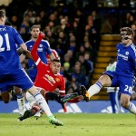 United throw away three points in injury time against Chelsea