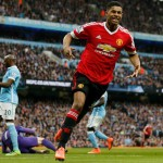 Marcus Rashford scores winner as United beat City 1-0 in derby