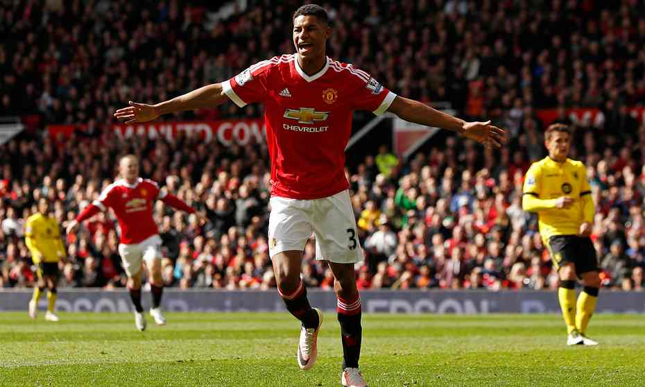 Marcus Rashford continues to knock on Euro 2016 door
