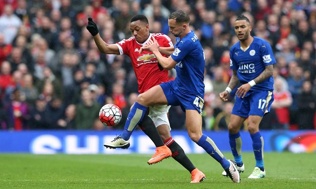 Leicester's title party on hold as United fail to take advantage