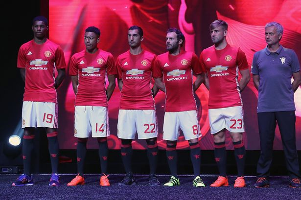 585e1be15ad Manchester United new kit 2016 17 – but what was the best United shirt