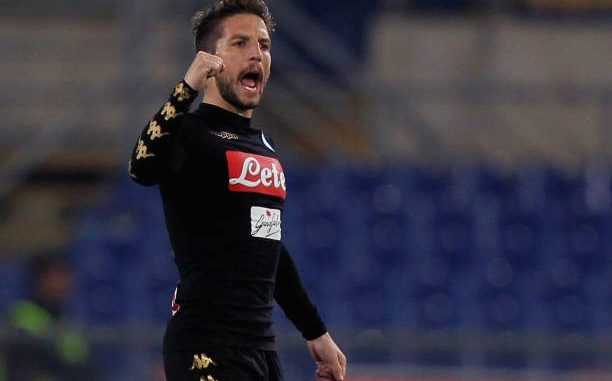 Dries Mertens Manchester United