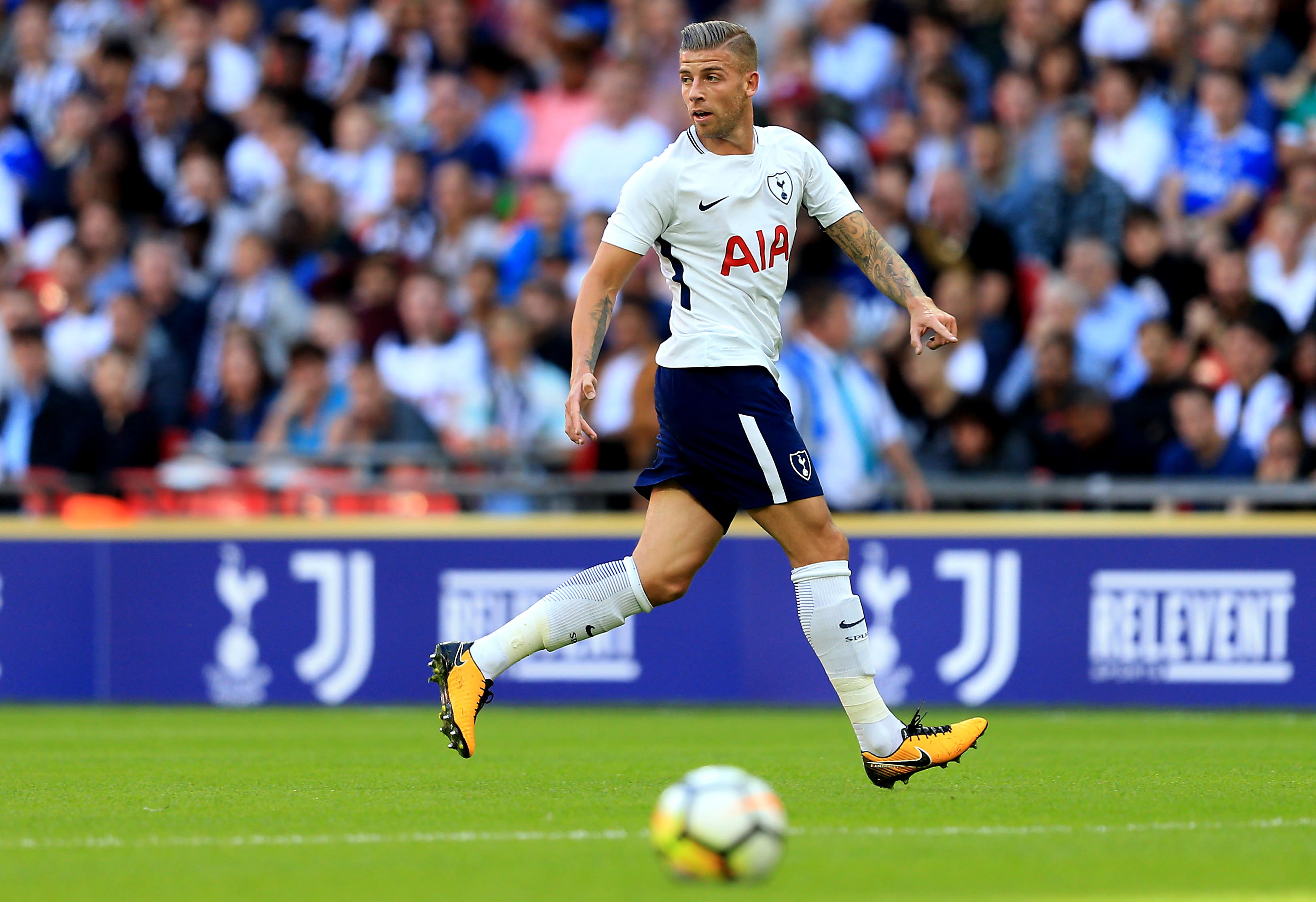 Manchester United Placed Toby Alderweireld Low Down Transfer List
