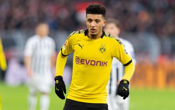 Borussia Dortmund whiz Sancho agrees staggering £340000-a-week Man Utd deal