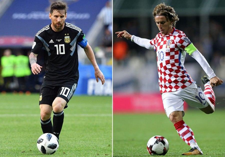 Argentiina Kroatia